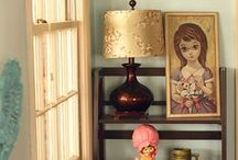 "Vintage & retro style in interiors & objects / Not just 1970s, mid century, art deco or antique furniture;  objects,  fabrics, style and  small details creating atmosphere and bringing back memories!  Not always perfect interiors but so spontaneous and authentic!   (often with a bohemian, carefree & kitschy touch)  Check also my boards: ""(A),(B),(C),(D),(E),(F),(G),(H),(I)... Mid century modern furniture & style"", & "" (A),(B),(C),(D),(E),(F),(G),(H)... Art deco furniture & style"" for more organised & professionally decorated interiors"