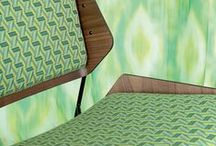 Stunning upholstery / When the fabric creates or enhances the beauty of the furniture