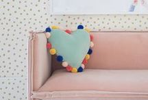 Hearts & lips / The heart & lip shape in decoration & fashion