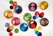 PARNASSIUS. DESIGN, COLOUR AND LIGHTNESS. / Arredamento ed oggetti ispirati ad un design semplice ma emozionale