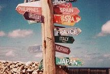I want just ....to travel!!!