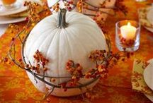 Fall/Halloween/Thanksgiving books, crafts and food! / Fall and Halloween books, crafts and food.