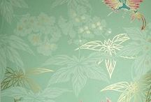 Just MINT / The mint color: A soft shade of  aqua green with lots of vintage touch. Looks faboulus with gold, teal, coral... Some stronger hues of chinese green, jade & sage green too