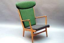 Mid century chair love