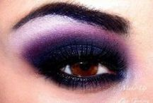 visagie inspiratie / Mooie make-up ideeën