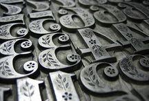 Classic printing techniques
