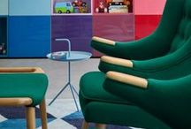 (3) Color & eclecticism / Inspiring photos of both eclectic & colorful inspirational interior design