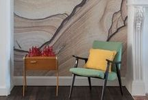 """(K) Mid century modern furniture & style / It's a mixed board of mid century modern style interiors, furniture & objects exactly like my boards """"(A), (B), (C), (D), (E), (F),(G),(H),(I)... Mid century modern furniture & style"""". Trying to keep it color sorted..."""