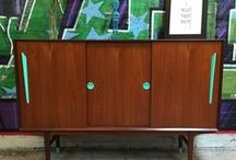 "(O) Mid century modern furniture & style / It's a mixed board of mid century modern style interiors, furniture & objects exactly like my boards ""(A), (B), (C), (D), (E), (F), (G), (H), (I), (J), (K), (L)... Mid century modern furniture & style"". Trying to keep it color sorted"