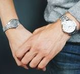 HIS & HERS | PRISMA WATCHES / Prisma watches that have the same models for him and her.