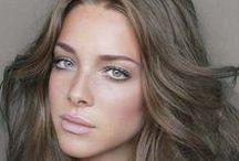 ash brown haircolour