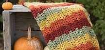 Crochet Patterns using Lion Brand Yarn / Sometimes we have a specific yarn in our stash and want the perfect project for it.  You'll find a good selection of crochet designs using yarn from Lion Brand.