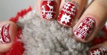 ❣ Fun nail art ideas / Nart art design ideas for parties, event, xmas, valentine, halloween or just for fun. Nail art for special occasions!