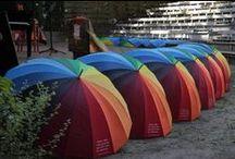 De regenboog is overal / #rainbow #arcoiris #arcenciel #arcobaleno #ylber #ortzadar #duga #balangaw #regnbue #sateenkaari #lakansyel #zaj #szivárvány #tuarceatha #regnbogi #pelangi #varavīksne #vaivorykštė #qawsalla #tęcza #curcubeu #dúha #mavrica #upindewamvua #gökkuşağı #regnbåge