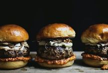"""Burgers / These delicious burger recipes are the perfect way to tell your family and your grill """"I love you."""""""
