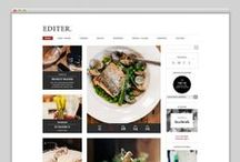 WEB design / by Sasha Kagor