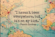 Travel. Go. Get to know the world!