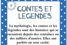 Textes narratifs / Textes qui racontent une aventure ou une histoire: réelle, imaginaire ou héroìque.