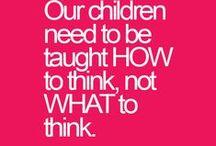 Une vocation inspirante / Toutes les raisons qui font de nous des enseignants...