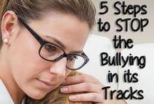 Anti Bullying / L'Intimidation existera toujours. Équipons nos enfants et rendons-les confiants et sensibles aux autres.