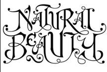 Calligraphie / L'écriture à la main dèvoile l'ètat de notre âme... Veillons à ne jamais perdre cette richesse.
