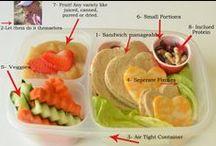 """MIAM """"Boîte @ LuNcH"""" / Besoin d'inspiration? Vos enfants sont tannés des mêmes sandwichs? Plein d'idées succulentes!"""