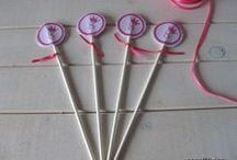 Party DIY / DIY & Craft ideas for parties!ΙXειροποίητες κατασκευές για πάρτι και  όχι μόνο!
