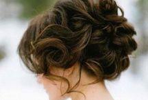 That hairdo .
