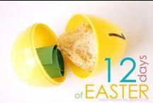 Pâques / Plein d'idées pour remémorer le vrai sens de Pâques