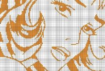 Cross stitch / All things cross stitch! :) just keep adding to the collection of pattern ideas!  / by Jamie Third