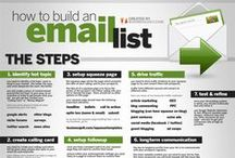 Email Marketing / Tips and advice for creating great email campaigns and building up your email lst