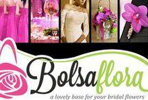 Bolsa Flora Mood Boards