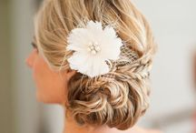 Hair Accessories / Creative ways to add a little something to your hairstyles