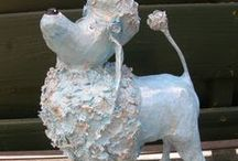 Poodles: Poodle related stuff 5 / by Lynne McLawhorn