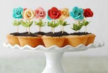 Food: Cupcakes 4 / by Lynne McLawhorn