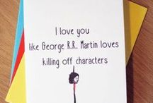 Geeky Valentines / My friend Marc has been sharing a lot of geeky valentine cards with his lady-love on Facebook. They're too good not to record.