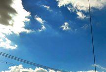 Sky / The scenes of the sky