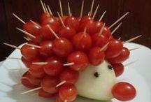 Cuisine : Fruits et légumes