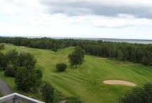 Estonian Golf & Country Club - 2015 / My visit to the Estonian Golf & Country Club in July 2015