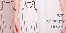 DIY pdf sewing patterns for women / PDF Sewing Patterns for women. Including the classic shift dress, the caftan, full length, maxi dress, a-line slip dress, the short sleeved tunic dress and the popular off the shoulder, cold shoulder tunic and crop top. ann-normandy.com