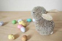 Húsvét gyerekekkel / Szuper könnyen megvalósítható ötletek, amit a gyerekek is élvezni fognak.