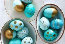 Húsvéti tojásfestés / A tojásfestés még sosem volt ennyire egyszerű és látványos
