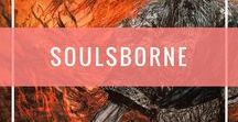 SOULSBORNE / Demon's Souls ☆ Dark Souls trilogy ☆ Bloodborne. Umbasa!
