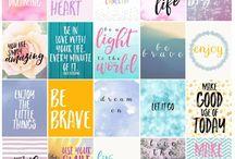 Planner girl / Erin Condren Life Planner