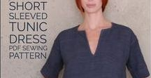 Ann Normandy Design PDF Sewing Patterns For Women