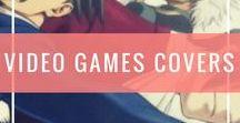 VIDEO GAME COVERS / Jaquettes de jeux vidéo ☆ Video Games Covers.