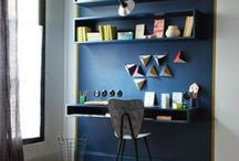 Interior | Workspace / by Kate