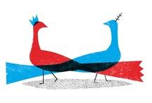 illustration / by Frau Mustermann