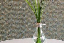 recycled light bulbs / by kim olson