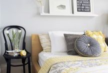 Interior | Bedroom / by Kate